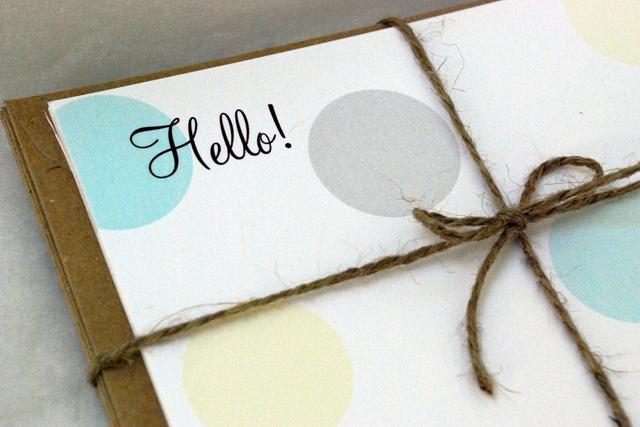 Hello! Cards