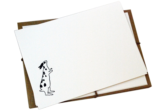 Mr.Velvets flat cards