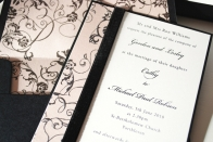 Boudoir Invitation