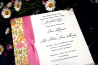 Daisy Invitation