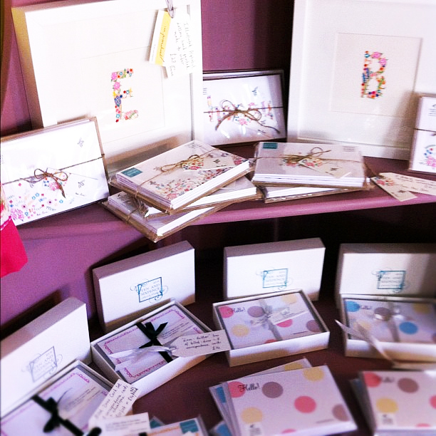 Ten and Sixpence now stocked at The Crafty Cupcake